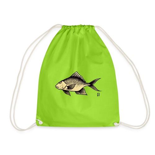 pesce - Sacca sportiva