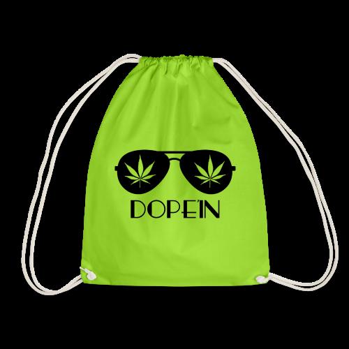 DOPEIN - Weed Sunglasses - Turnbeutel