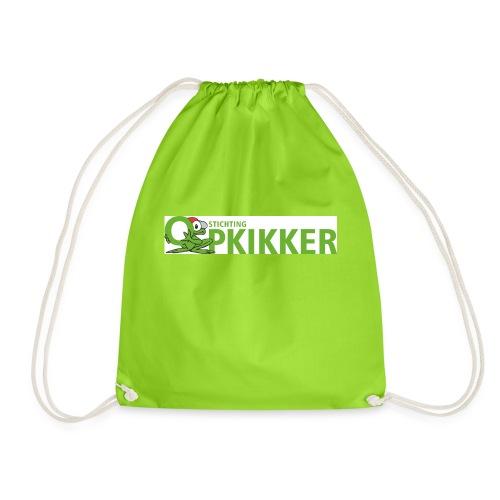 Logo Opkikker - Gymtas