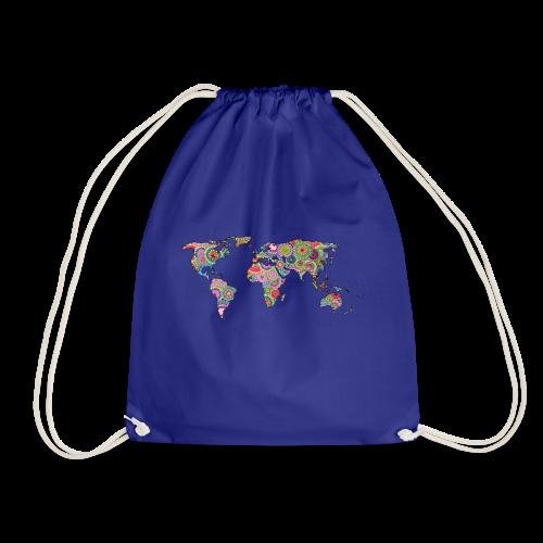 Hipsters' world - Drawstring Bag