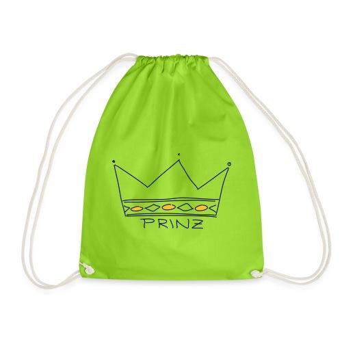 Krone Prinz - Turnbeutel