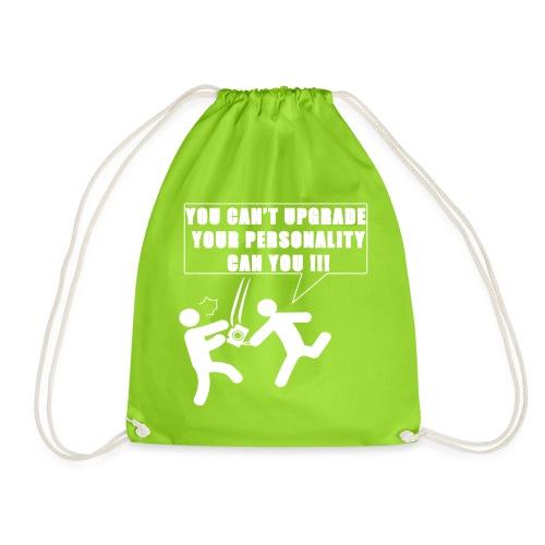 personalitywhite - Drawstring Bag