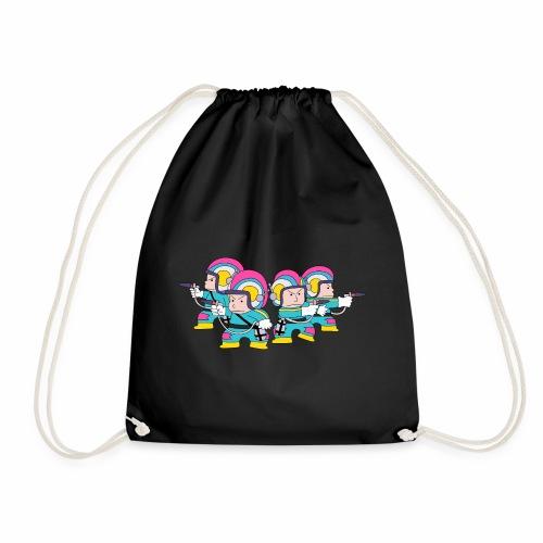 Emerald Guards - Drawstring Bag