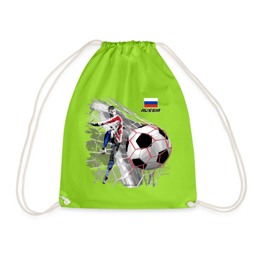 GP22F-04 RUSSIAN FOOTBALL TEXTILES AND GIFTS - Jumppakassi