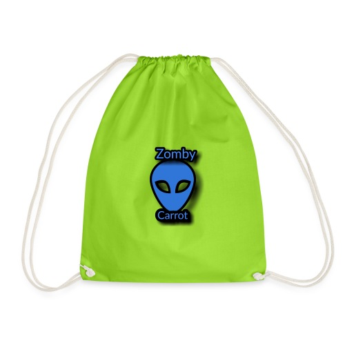 Zomby Carrot merch - Drawstring Bag