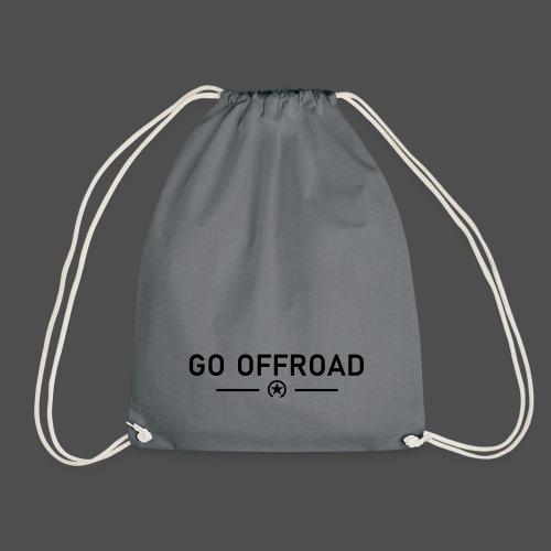 go offroad - Turnbeutel