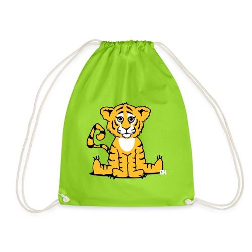 Tiger cub - Drawstring Bag
