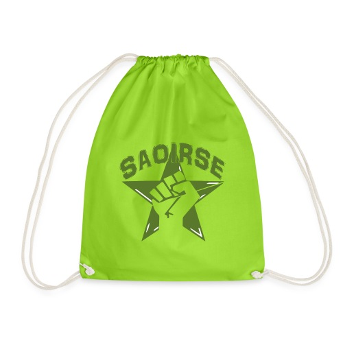 Saoirse - Freedom - Drawstring Bag