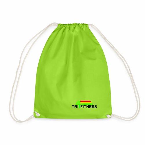 Tri4fitnes Classic Logo - Drawstring Bag