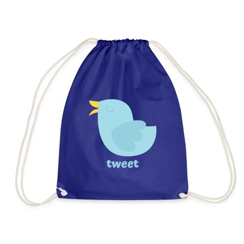 tweet - Sportstaske