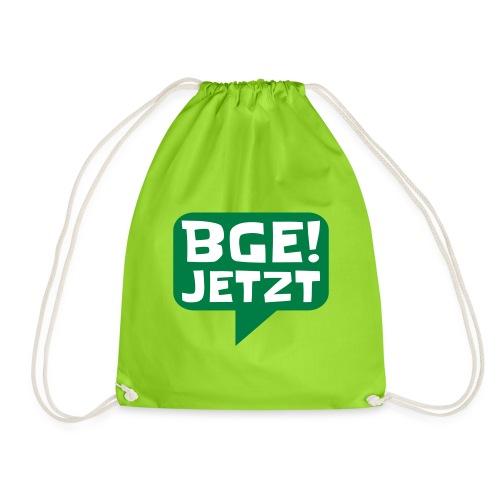 BGE! Jetzt - Die Bewegung - Turnbeutel