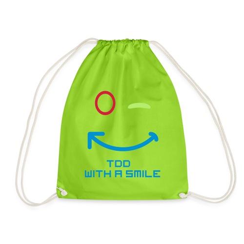 TDD met een glimlach - Gymtas
