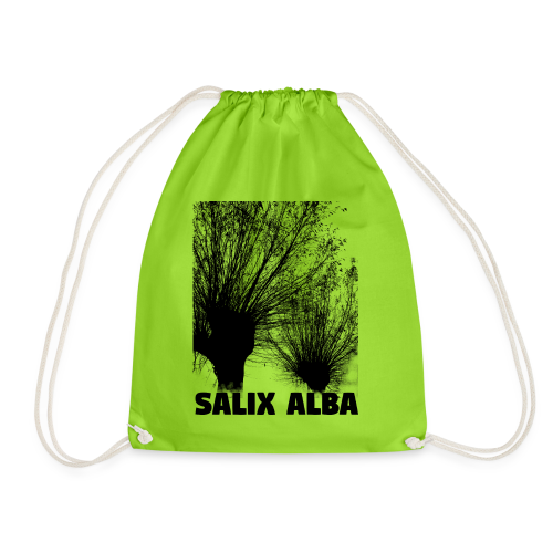 salix albla - Drawstring Bag