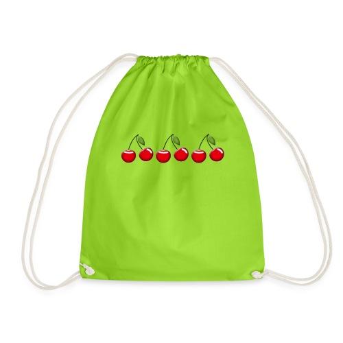 cherries - Drawstring Bag