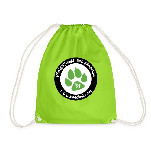 K9DULEEK FACE MASK - Drawstring Bag