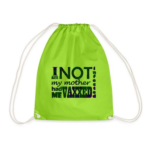 Vaxxed! - Drawstring Bag