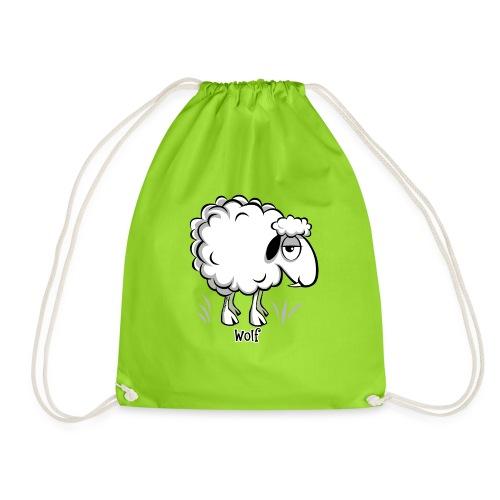 10-47 WOLF SHEEP- SUSI LAMMAS TUOTTEET - Jumppakassi