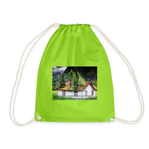maison OOOOH MY GOOOOD INCREDIBLE ??? - Sac de sport léger