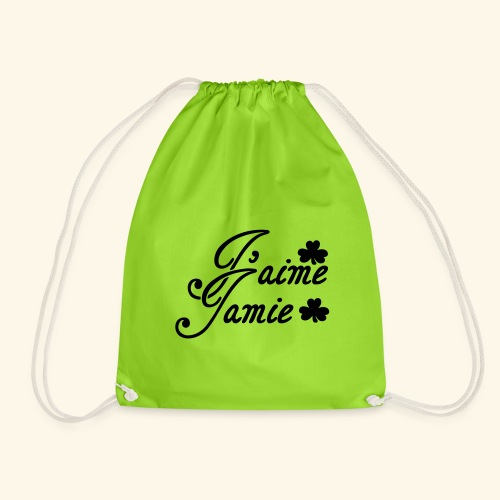 Jaime J - Drawstring Bag