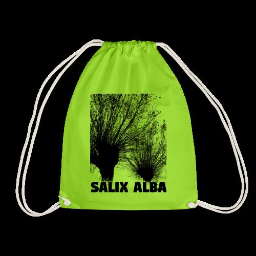 salix albla - Drawstring Bag