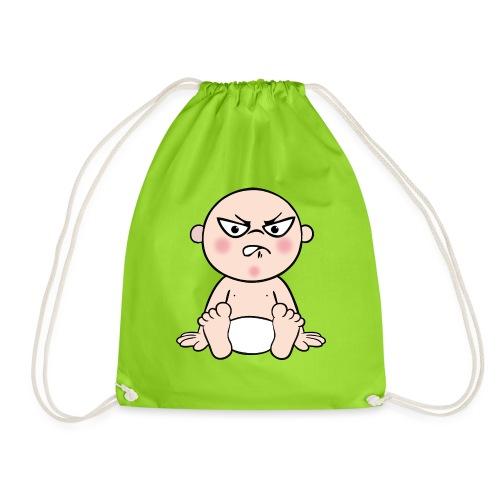 Böses Baby - Turnbeutel