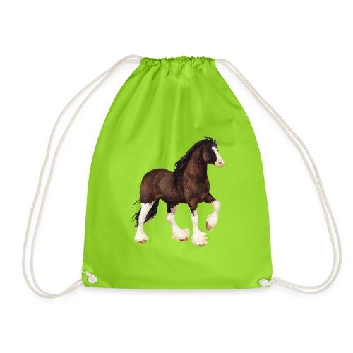 Shire Horse - Turnbeutel