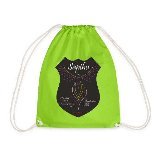 Crest Sapthu - Drawstring Bag