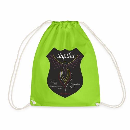 Crest Sapthu - Drawstring Bag