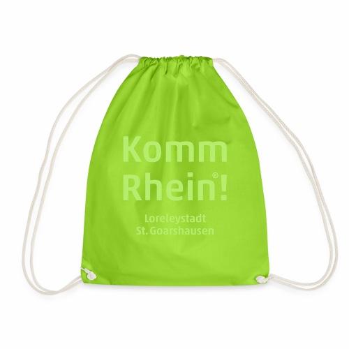 Komm Rhein! Loreleystadt St. Goarshausen - Turnbeutel