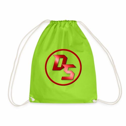 dragonsplayer logo - Drawstring Bag