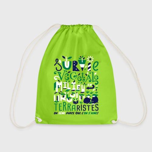 Green Guerilla - Sac de sport léger