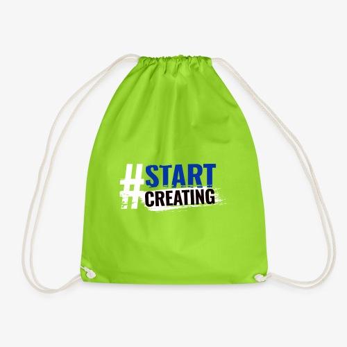 #STARTCREATING - Drawstring Bag