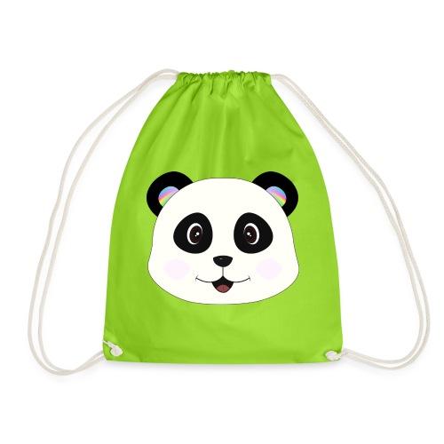 panda rainbow - Mochila saco