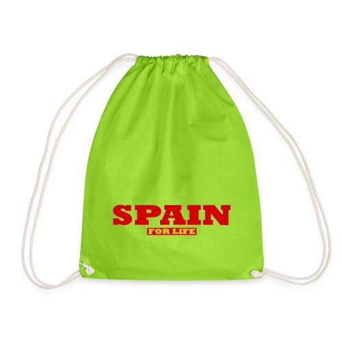 Spanien fürs leben - Spain for Life - Turnbeutel