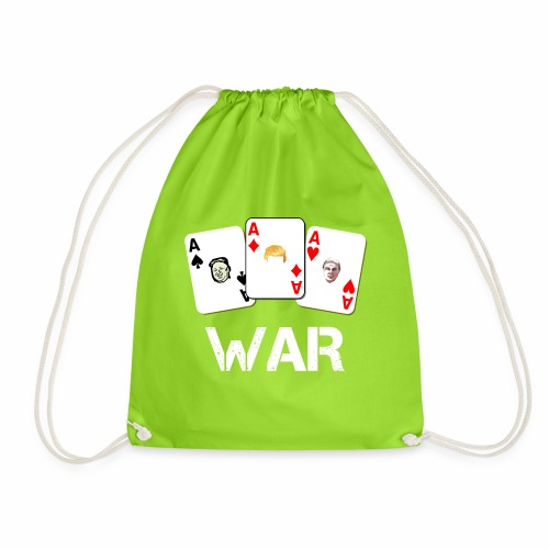 WAR / Guerra - Sacca sportiva