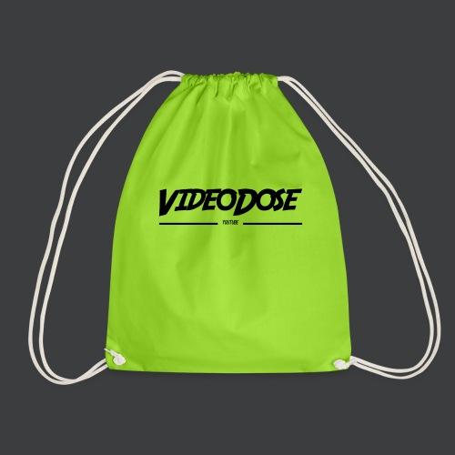 t-shirt_design_VideoDose - Gymtas