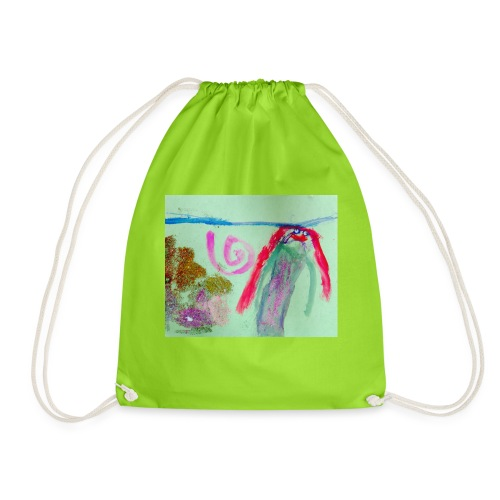 Magic Eyes - Drawstring Bag