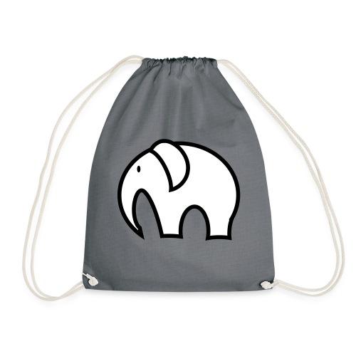 olifant pictogram - Gymtas
