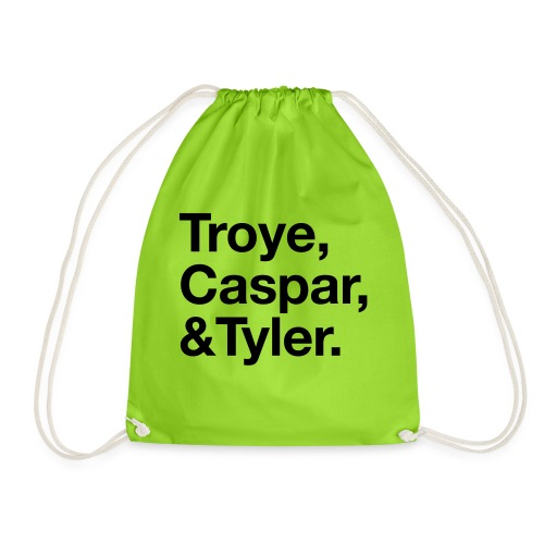 TROYE CASPAR AND TYLER - YOUTUBERS - Sacca sportiva