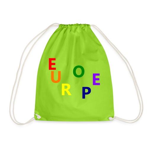 EUROPE #1 - Turnbeutel