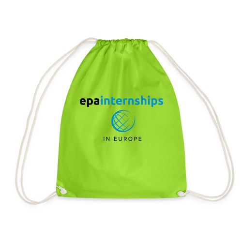 EPA Shirt Black - Drawstring Bag