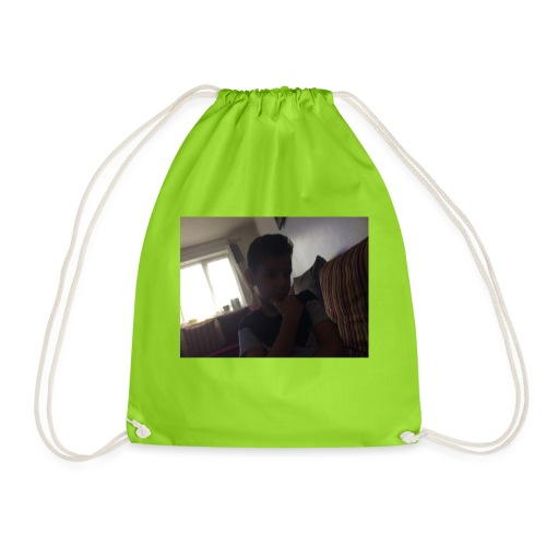 imagebecause its all - Drawstring Bag