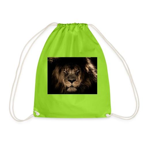 african lion 2888519 1920 - Turnbeutel