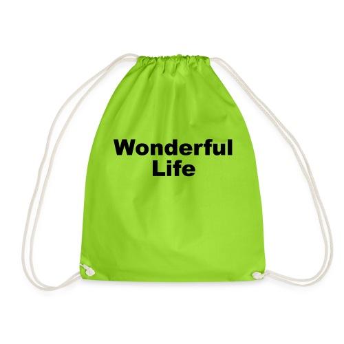 WonderfulLife - Turnbeutel