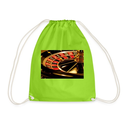 Gambling - Drawstring Bag