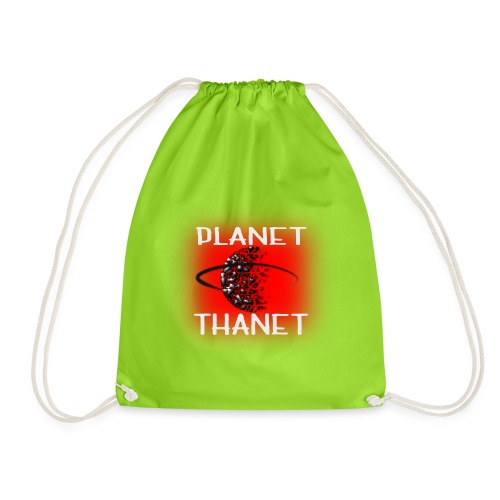 Planet Thanet - Made in Margate - Drawstring Bag