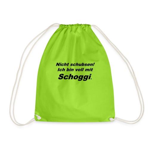 Schoggi - Turnbeutel