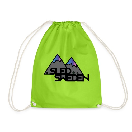 SledSweden Official Logo Special Edition - Gymnastikpåse