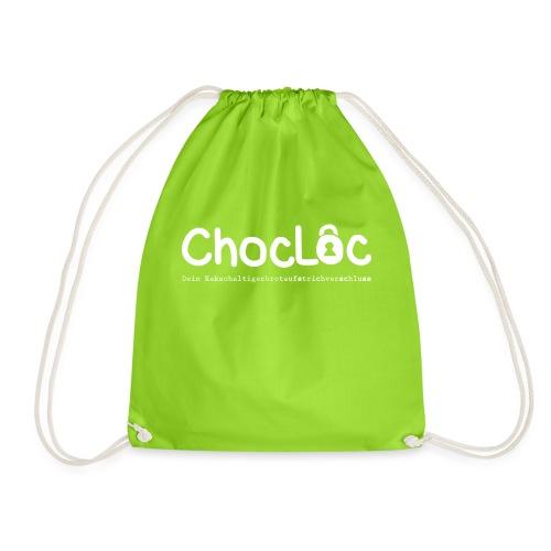 Chocloc - Logoprint - Turnbeutel