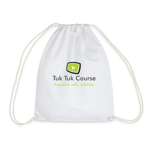 Logo tuk tuk course - Sac de sport léger